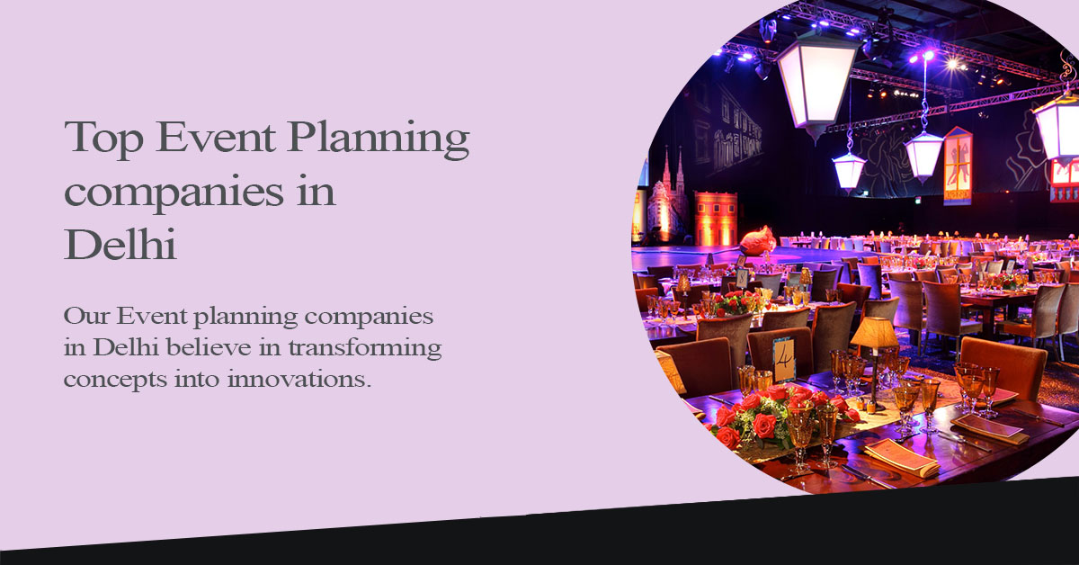 event planning by primar partners
