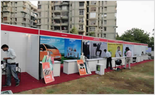 exhibition organizing company in delhi