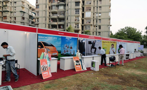 exhibition organizer in delhi
